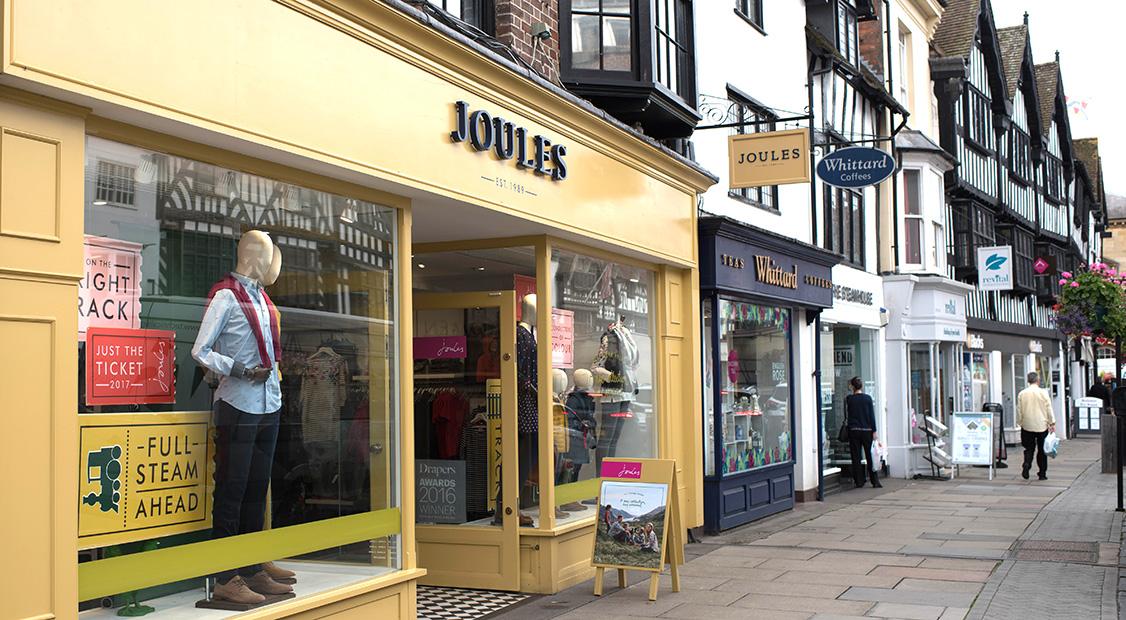 Joules online shop